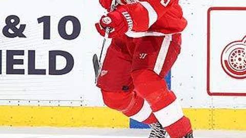 Nicklas Lidstrom, D; Detroit — 96 points