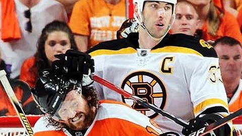 Flyers, Bruins