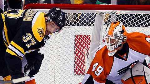Boston Bruins, Philadelphia Flyers (Getty Images)