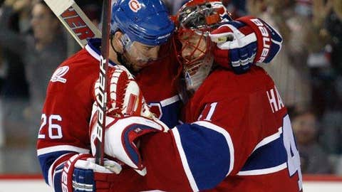 Habs beaten at their own game?