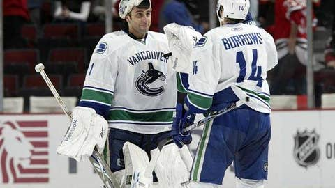 Canucks need some self-discipline