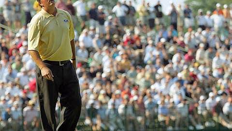 Phil Mickelson, 2006 US Open