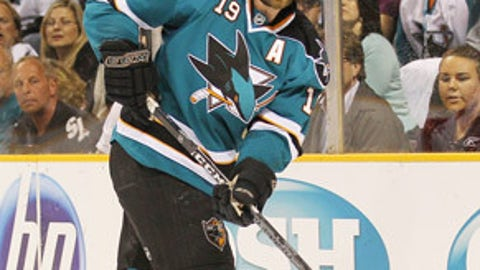 Can Thornton and Marleau follow up?
