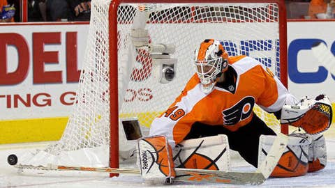 Michael Leighton, Philadelphia Flyers
