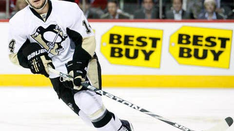 Chris Kunitz, Pittsburgh Penguins
