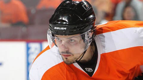Daniel Briere, Philadelphia Flyers