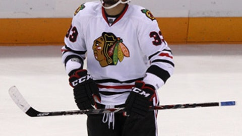 Dustin Byfuglien, Chicago Blackhawks
