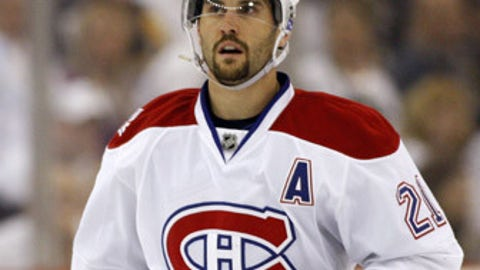 Brian Gionta, Montreal Canadiens