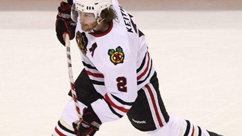 Duncan Keith, Chicago Blackhawks