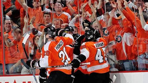 NHL Playoff Performers Week 6