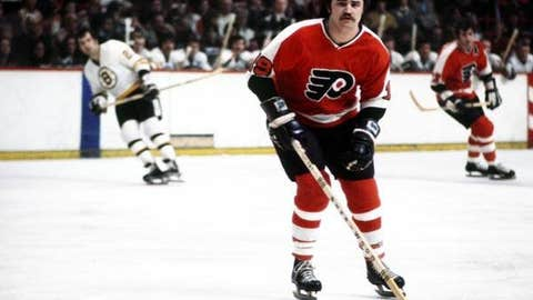 Rick MacLeish, 1973-74 Flyers, 22 points