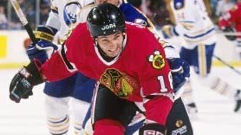 Denis Savard, '84-85 Hawks, 29 points