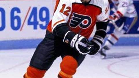Tim Kerr, '88-89 Flyers, 25 points