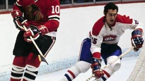 Dennis Hull, '72-73 Hawks, 24 points