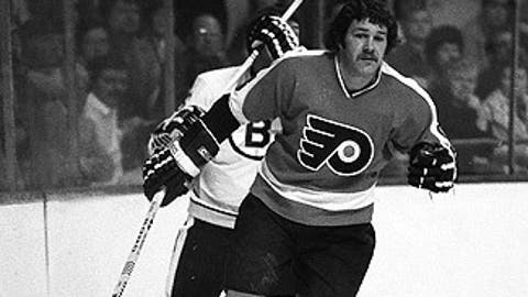 Dave 'The Hammer' Schultz; Philadelphia, Los Angeles, Pittsburgh, Buffalo