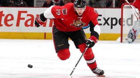 Ottawa Senators – Jason Spezza