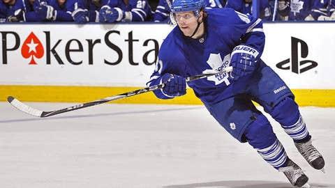 Toronto Maple Leafs – Phil Kessel