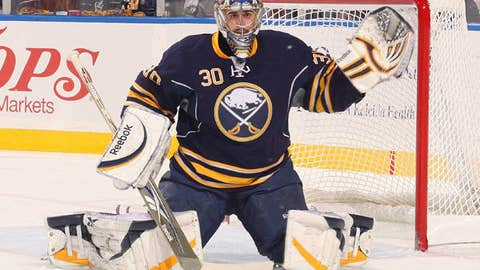 Buffalo Sabres – Ryan Miller