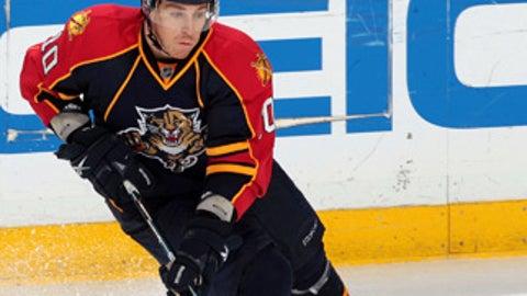Florida Panthers – David Booth