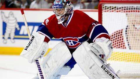 Montreal Canadiens – Carey Price