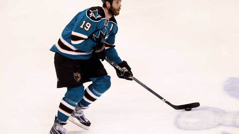 San Jose Sharks – Joe Thornton