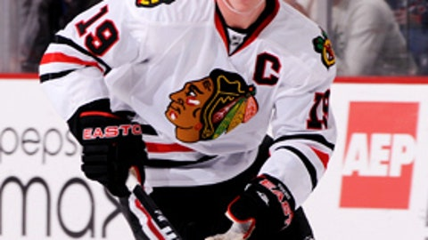 Chicago Blackhawks – Jonathan Toews