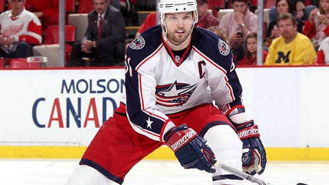 Columbus Blue Jackets – Rick Nash