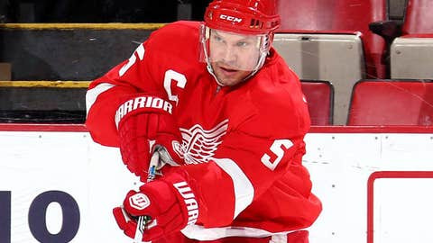Detroit Red Wings – Nicklas Lidstrom