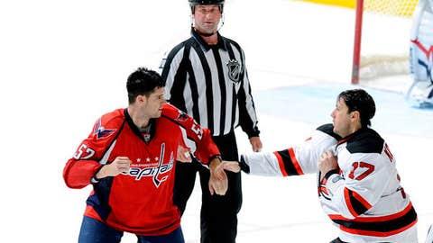 Ilya Kovalchuk vs. Mike Green
