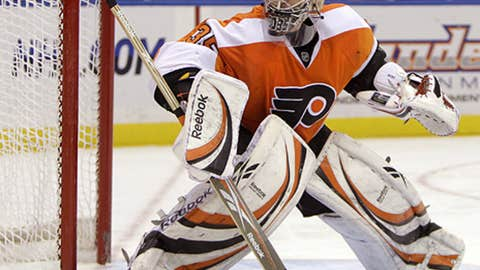Sergei Bobrovsky, Philadelphia Flyers