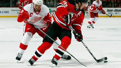 Patrik Elias, F, New Jersey Devils