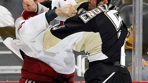 Deryk Engelland, Pittsburgh Penguins