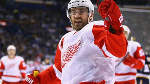 Henrik Zetterberg, Detroit Red Wings