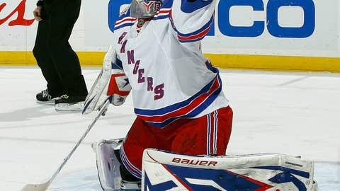 Henrik Lundqvist, G, New York Rangers