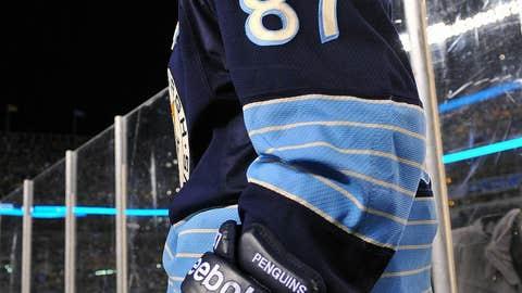 Crosby's return
