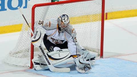 Pekka Rinne, Nashville Predators