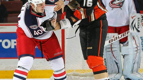 Jared Boll vs. George Parros