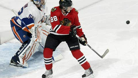 Patrick Kane, F, Chicago Blackhawks