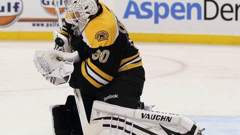 Tim Thomas, G, Boston Bruins