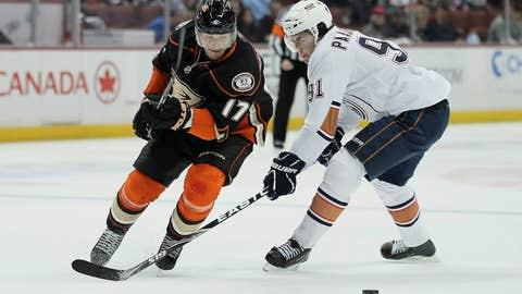 Lubomir Visnovsky, Anaheim Ducks