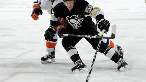 Kris Letang, D, Pittsburgh Penguins