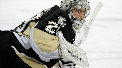 Marc-Andre Fleury, G, Pittsburgh Penguins
