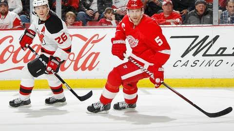 Nicklas Lidstrom, D, Detroit Red Wings