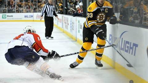 Zdeno Chara, F, Boston Bruins