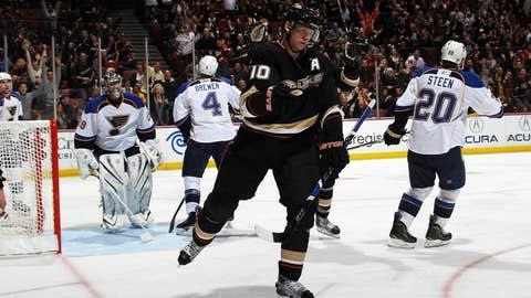 Corey Perry, F, Anaheim Ducks