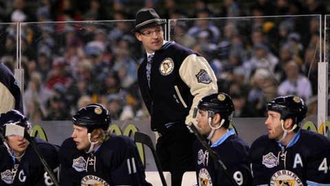 Dan Bylsma, Pittsburgh Penguins