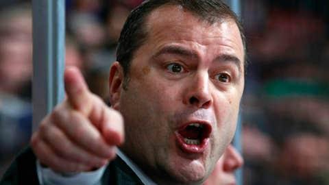 Alain Vigneault, Vancouver Canucks