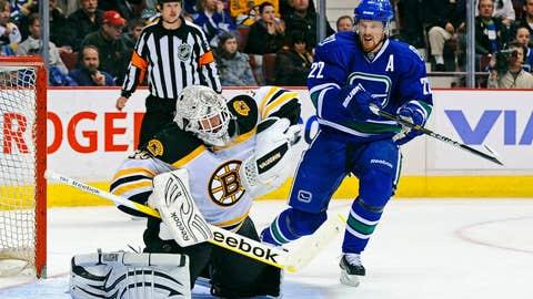 Daniel Sedin, Vancouver Canucks