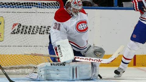 Carey Price, G, Montreal Canadiens