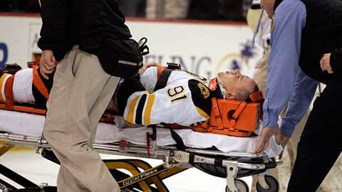 Marc Savard's concussion